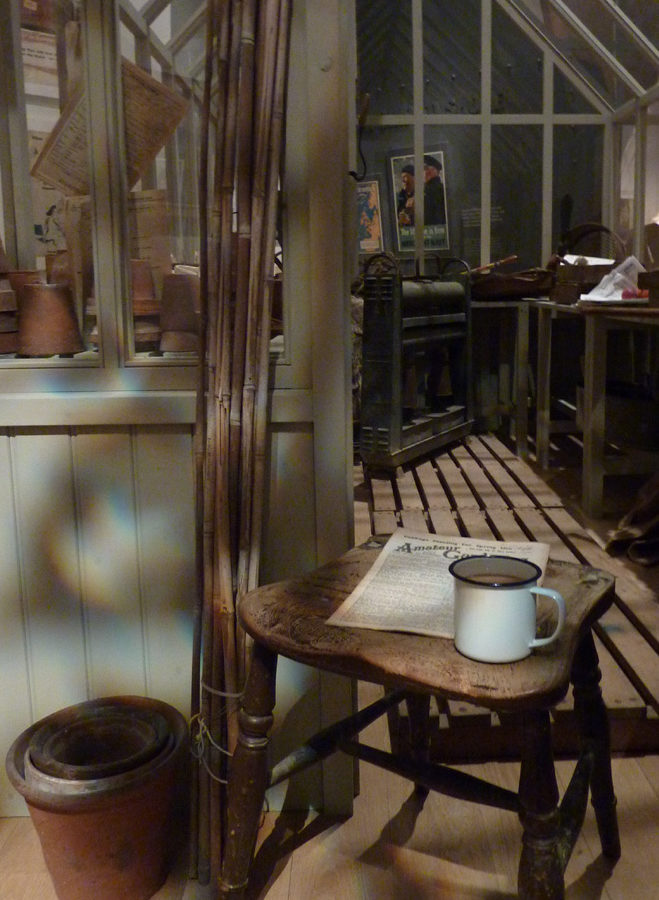 'Ministry of Food' exhibition at the Imperial War Museum: part 1