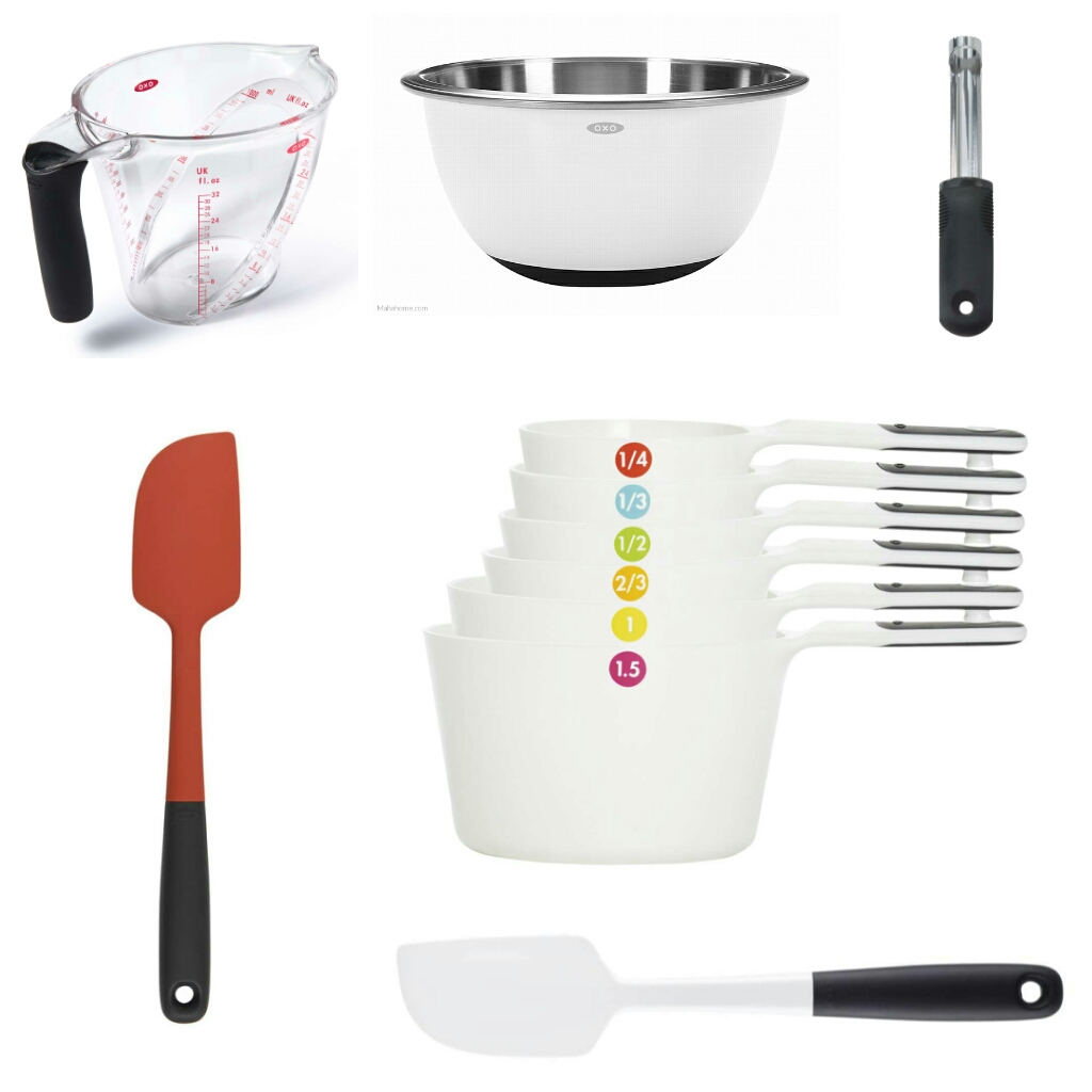 OXO stocking filler ideas for your favourite foody (Christmas 2016)