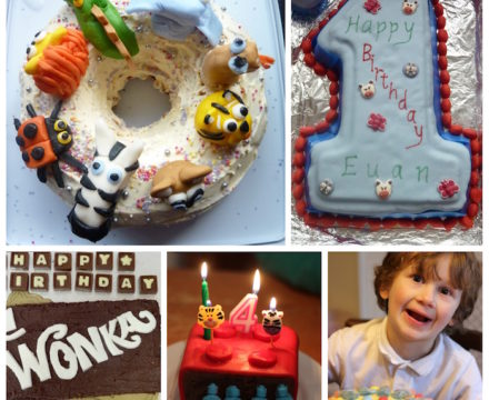 baking to soothe the soul – remembering Mum