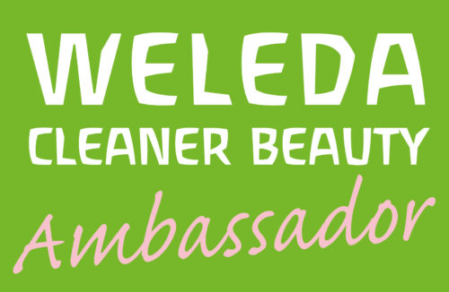 Weleda Cleaner Beauty Ambassador - Weleda.co.uk