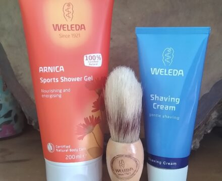 Weleda Father's Day giveaway 2020