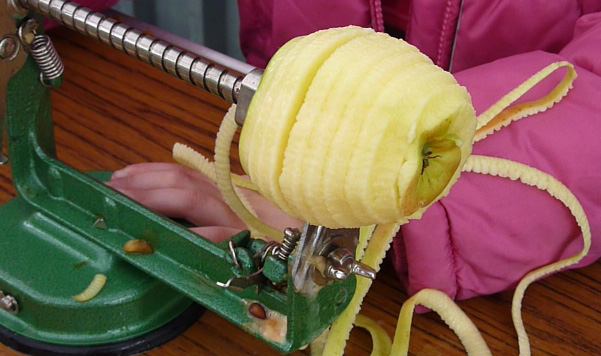 Apple Day_Victorian apple peeler copy