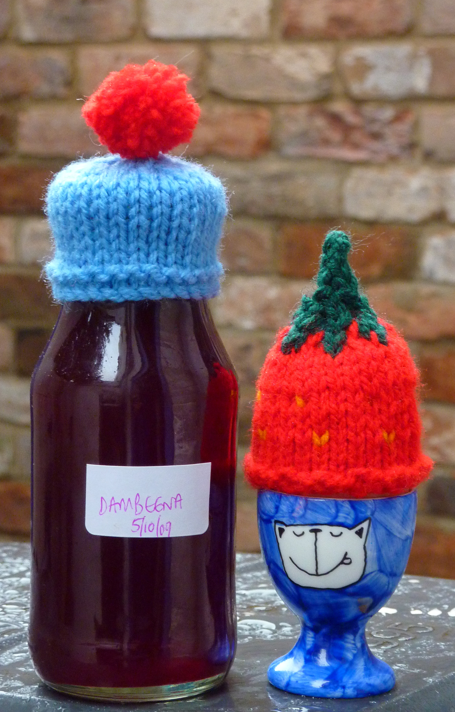 Big Knit - hats