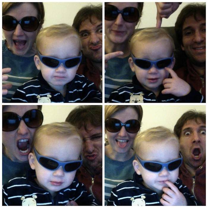 Photo booth Collage