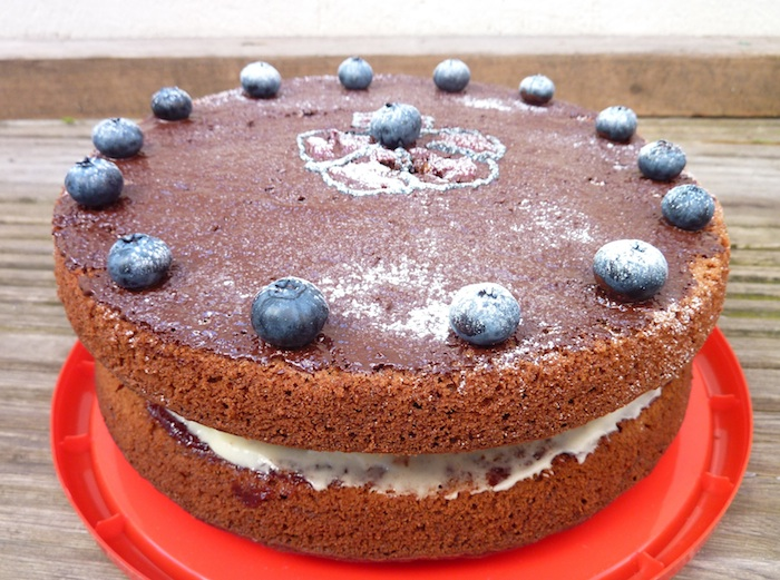 16-8-13 - chocolate courgette cake 4B