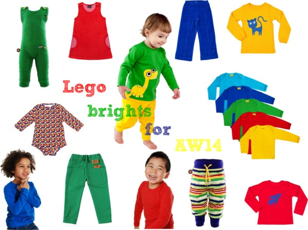 Lego brights clothes