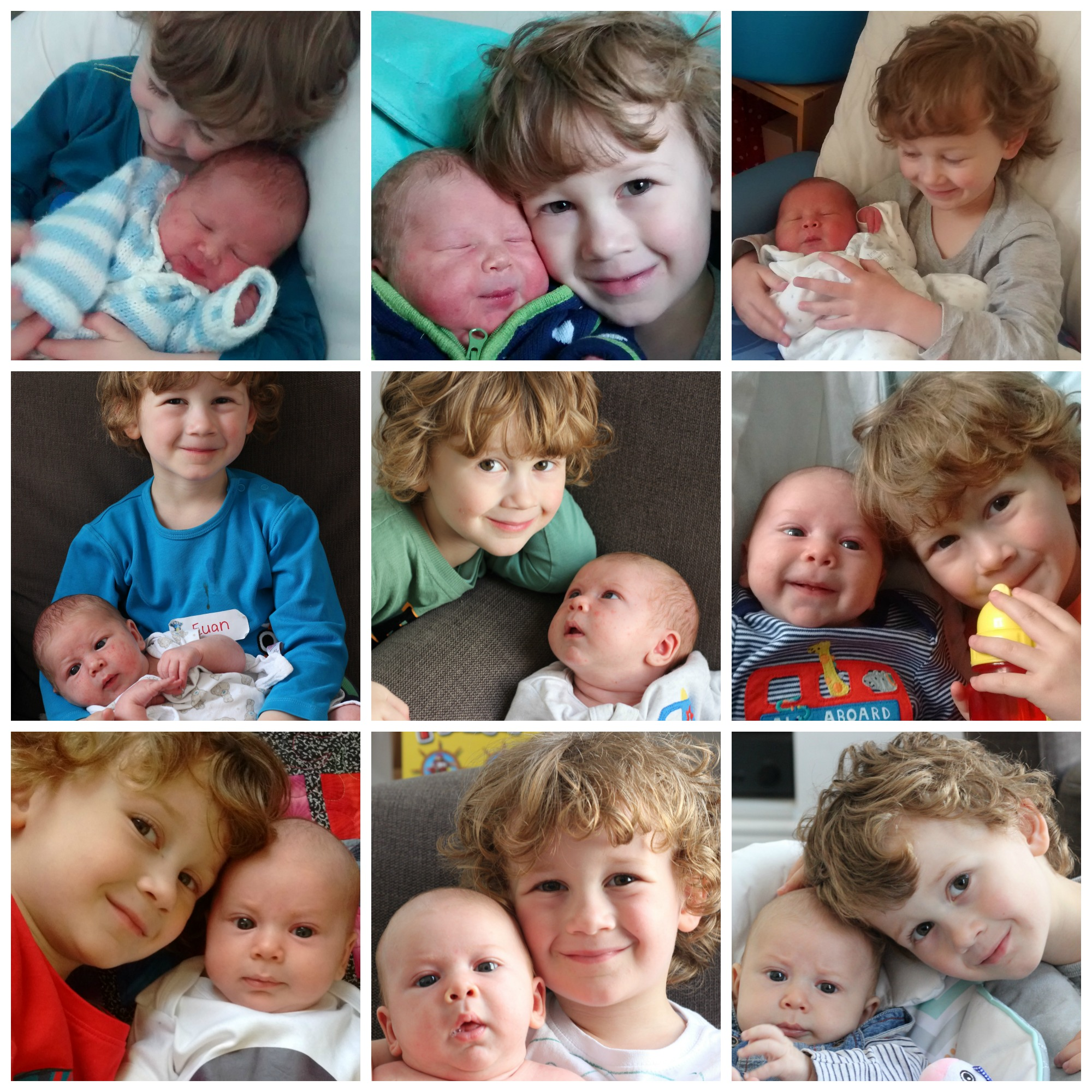 Collage - Brothers