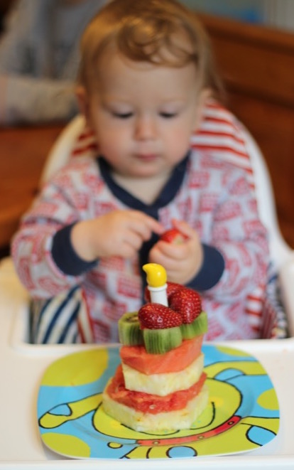 Luca's first birthday (in pictures)