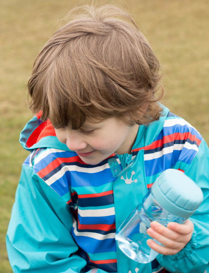 5 reasons to love the OXO Tot twist top water bottle (a review)