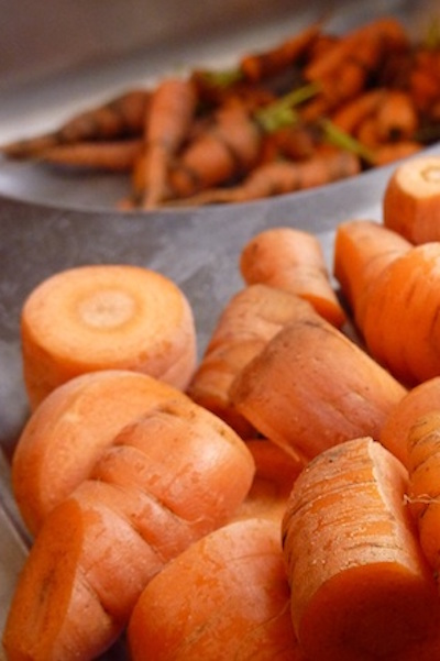 Five ways with … a ton of carrots