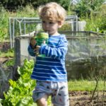 allotment thirsty toddler_oxotot twist top bottle - nipitinthebud.co.uk