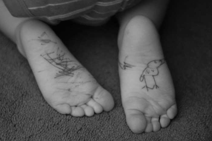 toddler tattoos - nipitinthebud.co.uk