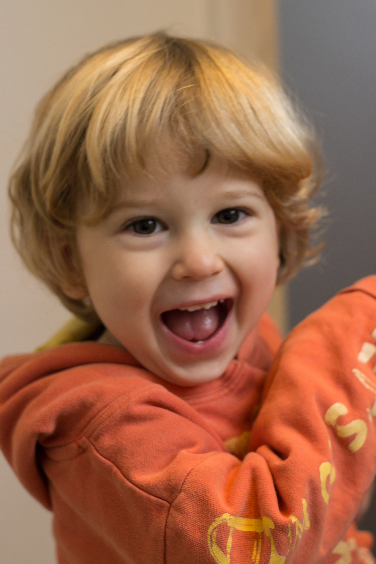 'Yay I did it' potty learning toddler smiling - nipitinthebud.co.uk
