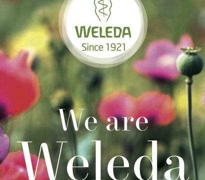 becoming a Weleda Wellbeing Advisor