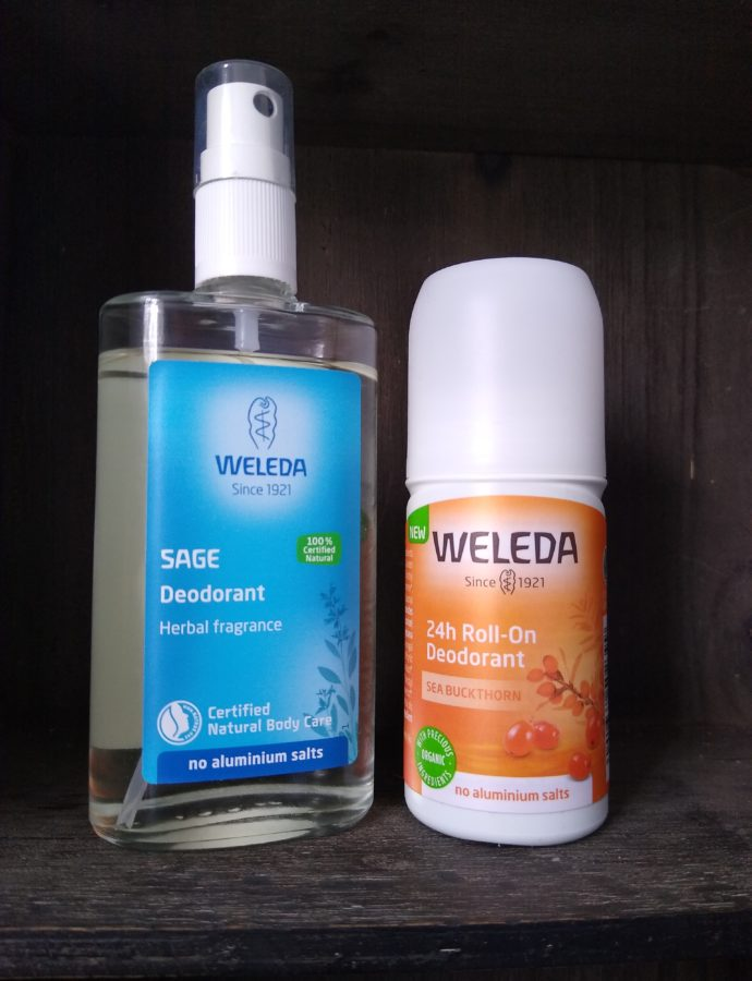 in harmony with nature:  love your skin with Weleda